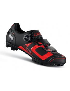 ZAPATOS MTB CX3 BLACK & RED...