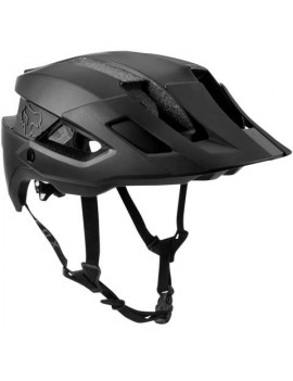 CASCO BICICLETA FLUX CONDUIT MIPS NEGRO - FOX