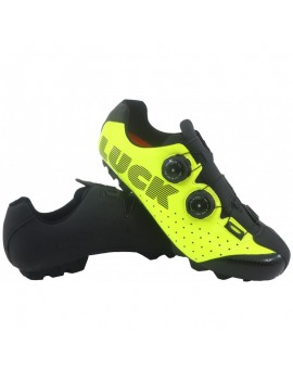 ZAPATILLAS MTB PHANTOM AMARILLO - LUCK