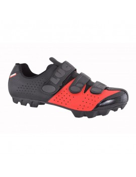 ZAPATILLAS MTB MATRIX ROJO - LUCK