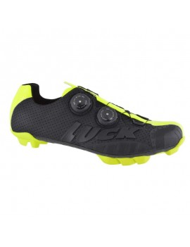 ZAPATILLAS MTB EXCALIBUR AMARILLO - LUCK