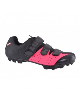 ZAPATILLAS MTB MATRIX FUCSIA - LUCK