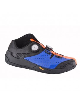 ZAPATILLAS MTB ENDURO AZUL - LUCK