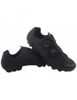 ZAPATILLAS MTB PHANTOM NEGRO - LUCK