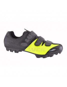 ZAPATILLAS MTB MATRIX AMARILLO - LUCK