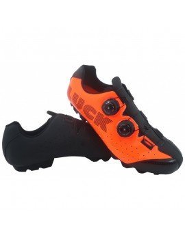 ZAPATILLAS MTB PHANTOM NARANJO - LUCK
