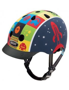 CASCO NIÑO LITTLE NUTTY...