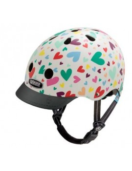 CASCO NIÑOS LITTLE NUTTY...