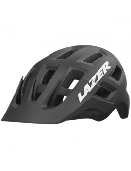 CASCO COYOTE - MATTE BLACK-...