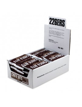 CAJA BARRITAS CAFFEE & COCOA ENDURANCE FUEL BAR - 24 UNI - 226ERS