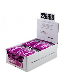 CAJA BARRITAS STRAWBERRY - ENDURANCE FUEL BAR 60 gr - 24 UNI - 226ERS