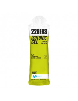 ISOTONIC GEL – LIME – 60ml...