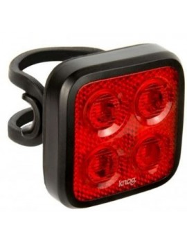 LUZ TRAS KNOG BLINDER MOB FOUR EYES BLACK