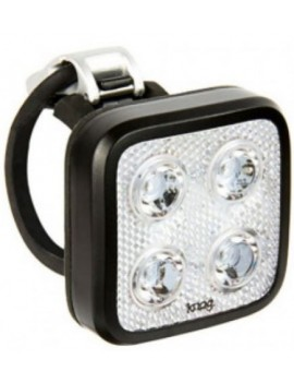LUZ DELANTERA KNOG BLINDER MOB FOUR EYES BLACK