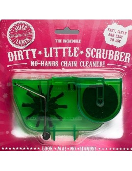 THE DIRTY LITTLE SCRUBBER - JUICE LUBES