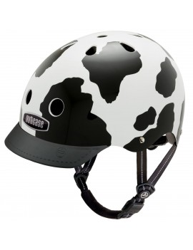 CASCO NIÑO LITTLE NUTTY MOO STREET HELMET-XS - NUTCASE