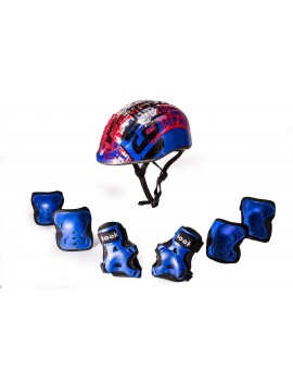 SET PROTECCION Y CASCO HOOK...
