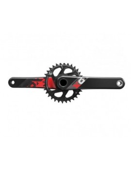VOLANTE SRAM FC X01 EAGLE GXP 175 RED DM 32T