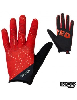 GUANTES TRAIL MAP RED - HANDUP