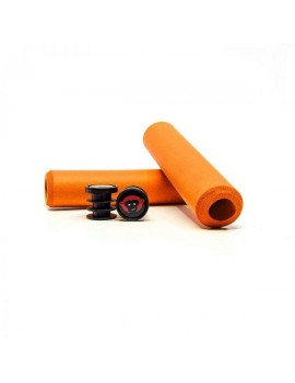 PUÑOS 6.5MM MTB GRIPS – ORANGE - RED MONKEY