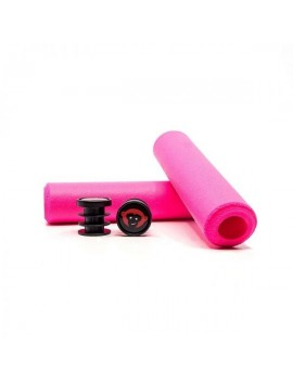 PUÑOS 6.5MM MTB GRIPS - PINK - RED MONKEY