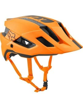 CASCO BICICLETA FLUX RUSH NARANJO - FOX