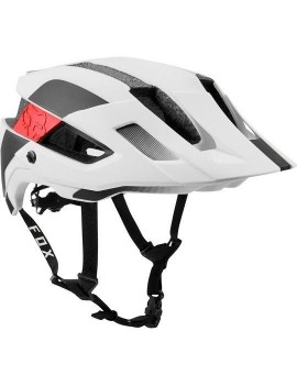 CASCO BICICLETA FLUX MIPS CONDUIT BLANCO FOX