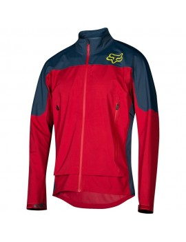 CHAQUETA BICICLETA ATTACK WATER ROJA FOX