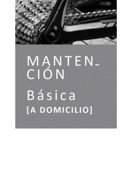 MANTENCIÓN BÁSICA A DOMICILIO