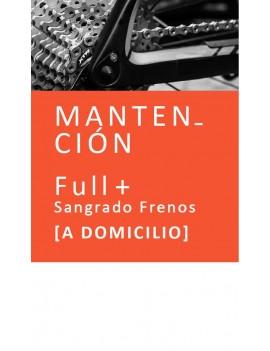 MANTENCIÓN FULL + SANGRADO...