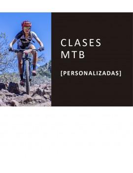 CLASES PERSONALES DE MTB